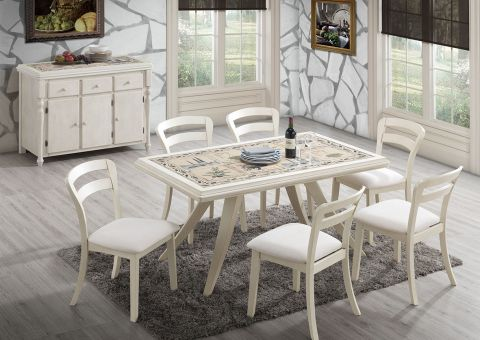 CT 3660 TABLE WITH D2223 CHAIR